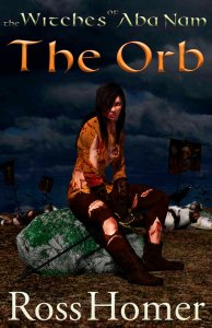 The Witches of Aba Nam - The Orb - front cover crop - web